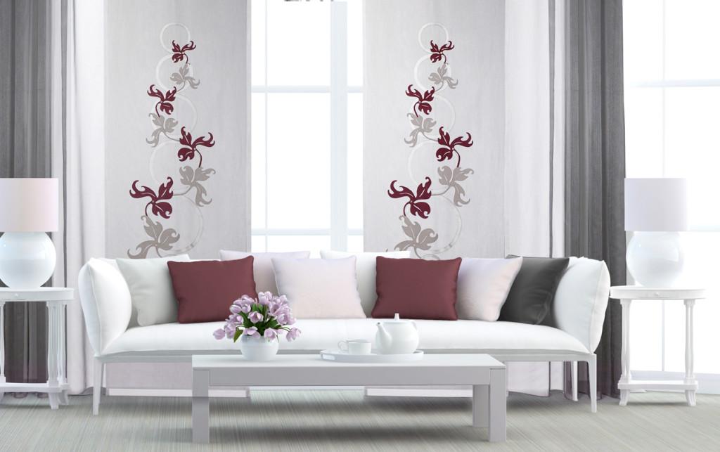 Simple tende per ambienti moderni with tende per ambienti for Ambienti moderni